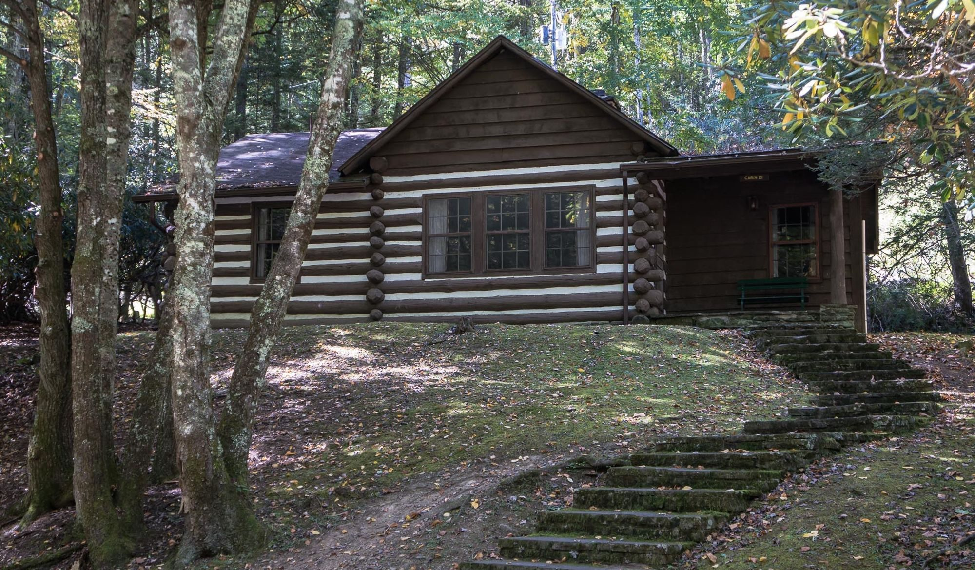 Rental Cabin at Watoga State Park