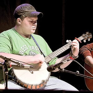 Trevo Hammons, musician to perform at Watoga Music in the Park