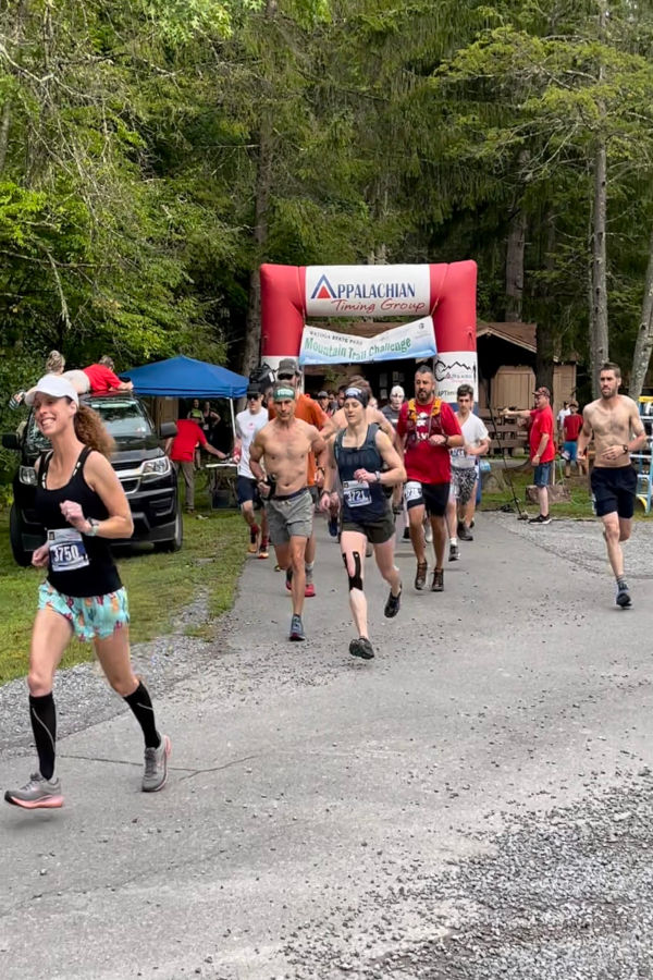 Photos of Watoga State Park Mountain Trail Challenge Races